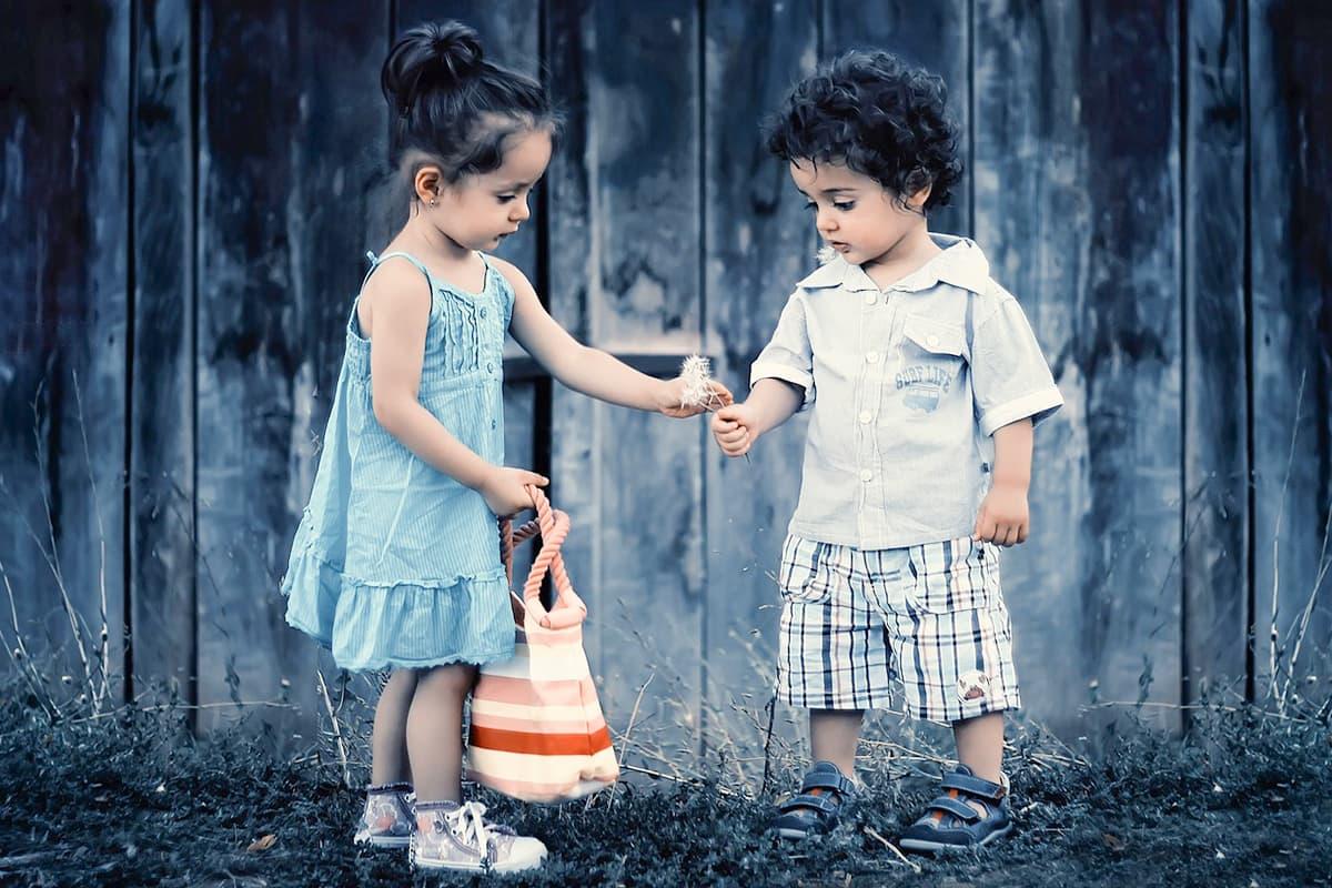 子供の持つ純粋な心