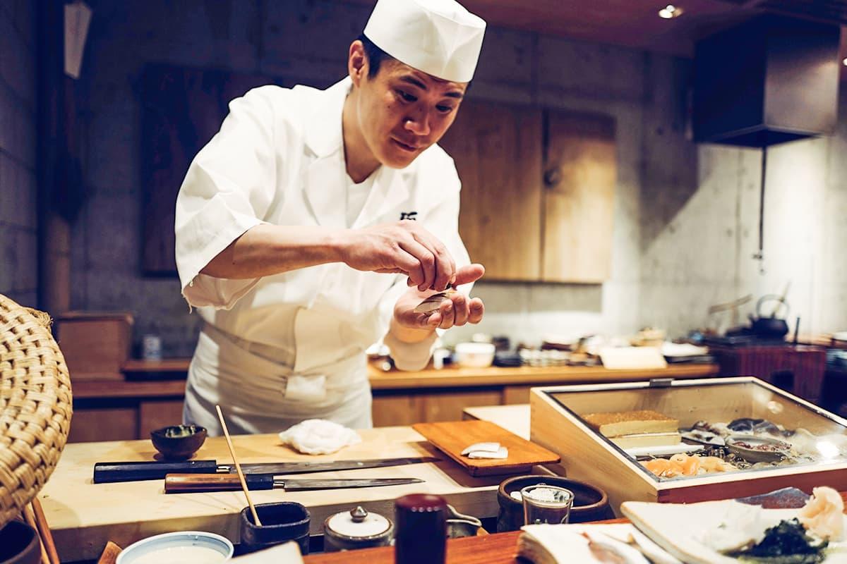 この手の話でよく挙がる寿司職人さんのお話