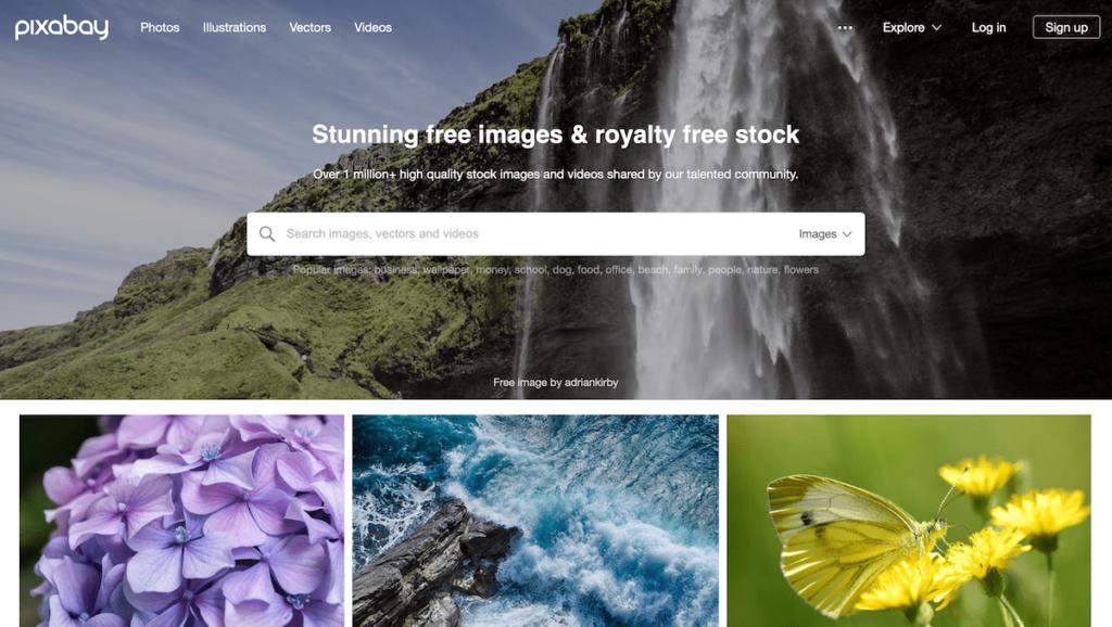Pixabay / 1 million+ Stunning Free Images to Use Anywhere