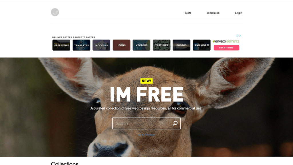 IM Free - Free Website Templates, Free Images & More