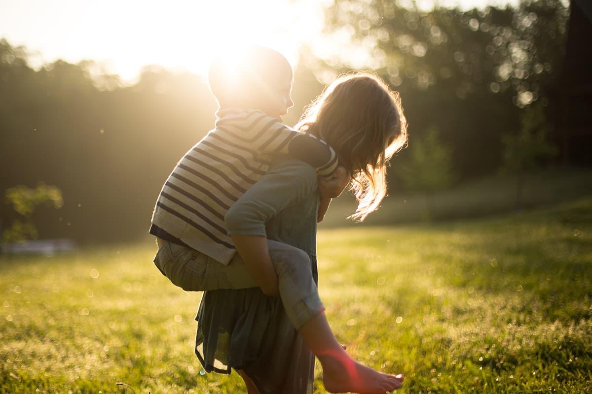 「人を喜ばせたい」純粋な動機で動けた子供時代。