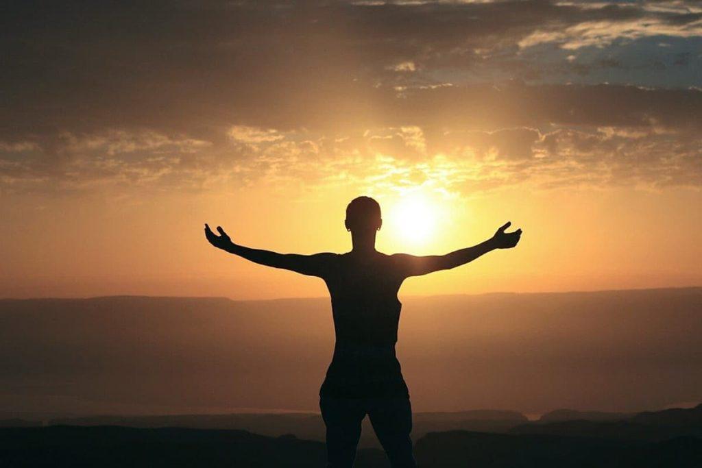 全ての逆境をポジティブ捉えて、さらに自分を高めていくこと。