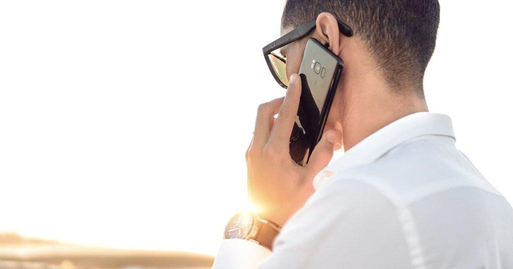 電話が不便だということを自覚していない人が多い。
